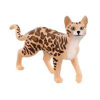 schleich granja world - gato de bengala 13918
