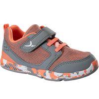 zapatillas bebe flexible domyos i move 550 azul oscuro tallas 25 al 30