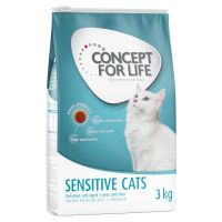 concept for life sensitive cats - 10 kg