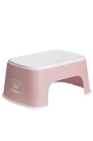 babybjorn taburete para ninos rosa pastelblanco