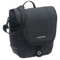 new looxs bolsa avero polyester impermeable negro 125 l