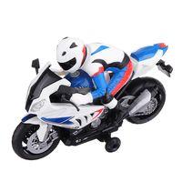 24ggirar360rccoche motorcycle vehiculo modelo juguetes para ninos con musica