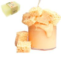 2pcs honeycomb sponge mud diy limo de relleno 117  75  3cm ceramica arcilla herramienta