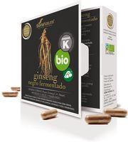 soria natural ginseng negro bio 24 caps