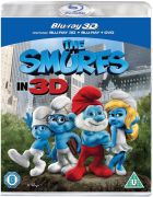 the smurfs 3d blu-ray and dvd