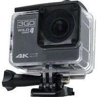 camara deportiva wildcam4 - pantalla 2508cm - angulo