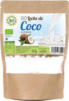 solnatural leche de coco en polvo bio 200 g