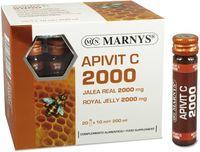marnys apivit c plus 2000 mg jalea realvit c 20 viale