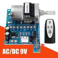 acdc 9v infrared remote control volume control board alps pre potentiometer 80mmx 51mm electric control board module