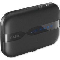 d-link dwr-932 3g 4g negro router inalambrico
