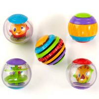 hcm bright starts - pelotas de actividades shake  spin