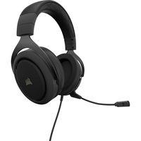 hs50 pro stereo auriculares diadema conector de 35 mm negro auriculares para gaming