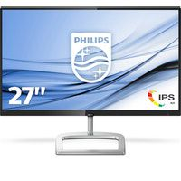 philips e line monitor lcd con ultra wide-color 276e9qdsb00