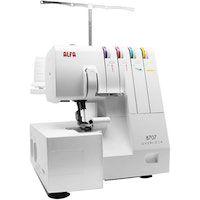 alfa 8707 maquina de coser overlock electrico