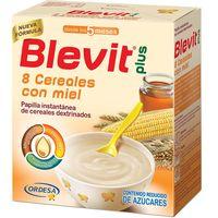 blevit plus 8 cereales miel 600 g