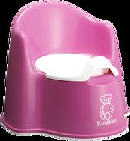 babybjorn orinal sillon rosa