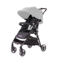 baby monsters  silla de paseo kuki single negro no incl capota - negro