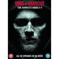 sons of anarchy - season 1-7