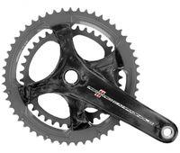 pedalier campagnolo record 11v  ultra torque doble 50 34 dientes 2015 172 5