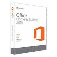 microsoft office home  student 2016 for mac 1 licencias espanol