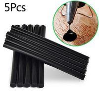 hot 5pcs diy melt glue sticks for electric glue gun craft album alloy car dent paintless removal hand repair tool