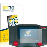 brotect protector pantalla compatible con graupner central station 3 plus 60216 2 unidades - tra