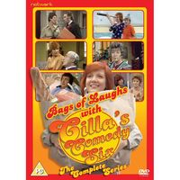 cillas comedy six - the complete series