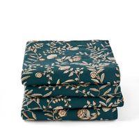 lote de 4 servilletas de algodon lavado vimala