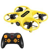 mirarobot s60 micro fpv racing drone cuadricoptero modo de vuelo acro conmutador con camara cm275t 58g 720p