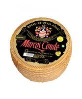 queso de oveja anejo marcos conde - 250g aprox