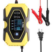 dispositivo de carga de bateria de reparacion automatica de pulso 12v6a-24v3a
