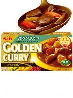 curry japones con 35 especias golden curry  5 raciones  medio picante