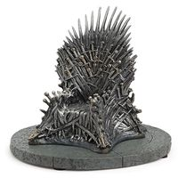 16cm pvc juego creativo decoracion trono mano figura de accion modelo juguetes
