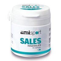 mineral salts 25 capsulas