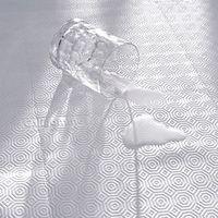 el mantel protector para mesa redonda calidad lujo