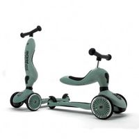 patinete 2 en 1 scoot and ride highwaykick one forest