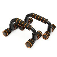 barra de manos de soportes de flexiones fitness de casa equipo de gimnasio barra de mano portatil desmontable