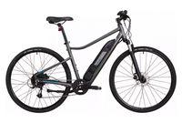 bicicleta urbana electrica riverside 500 e 8v 418 wh gris 2021 m   166 177 cm