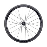 zipp 303 carbon clincher qr rear wheel 2019 - negro - shimano