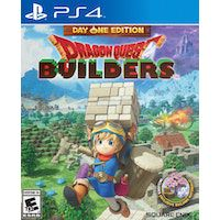 square enix dragon quest builders day one edition ps4 video juego playstation 4 frances