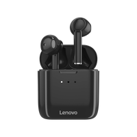 lenovo qt83 tws bluetooth 50 auricular auriculares tactiles inteligentes estereo inalambricos para correr auriculares m