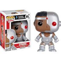 figura pop vinyl cyborg dc comics