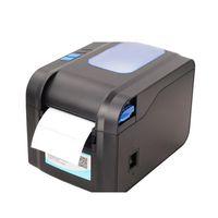 impresora termica de codigos de barras jepod xp-370b impresora termica de recibos de etiquetas usb para windows