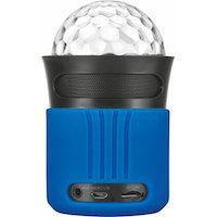 trust dixxo go mono portable speaker 6w azul