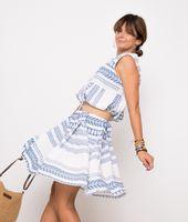 vestido ziune - azul