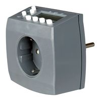 trixie temporizador electrico digital 7x7 cm 76122