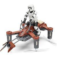 propel star wars 74-z speeder bike drone standard box