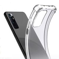 3in1 screen protection film camera protection film high quanlity transparent tpu phone case for xiaomi 10t  10t pro