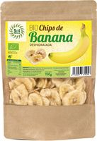 solnatural chips de banana bio 150 g