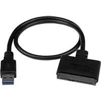 startechcom cable adaptador usb 31 10 gbps a sata para unidades de disco